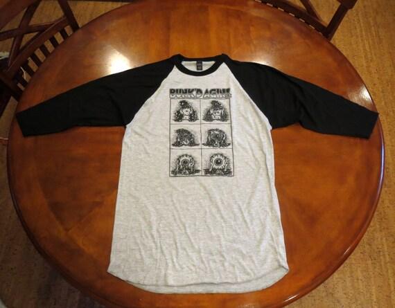 Bunk'd Agin! 3/4 Sleeve Baseball T-shirt