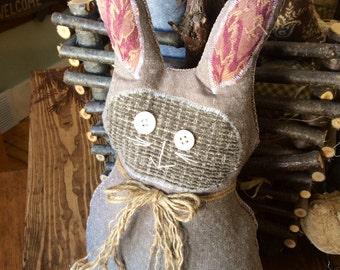 Folk Art Bunny