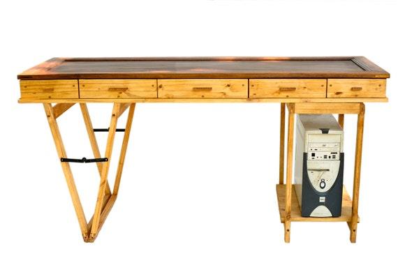 Architect 39 s desk by designbylaurent on etsy for Architecte desl definition