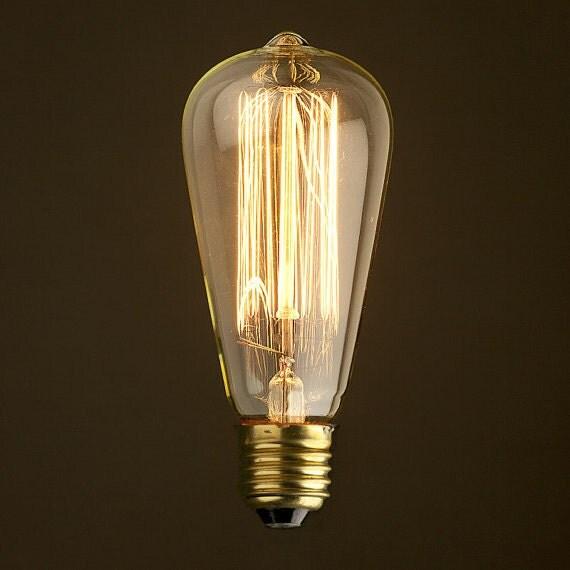 edison e27 squirrel cage filament light bulb 110v 220v. Black Bedroom Furniture Sets. Home Design Ideas
