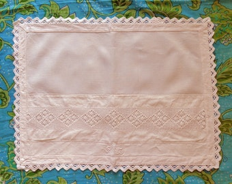 French cotton off white fabric supply