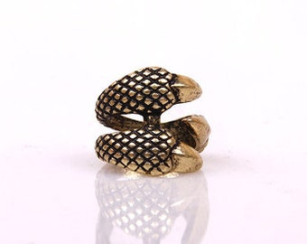Chunky Eagle Claw Ring