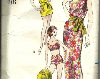 Vogue Vintage Sewing Pattern. VOGUE 5848