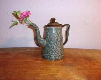 Rustic teapot teapot vintage teapot teapot vase rustic vase country vase tea set watering can rustic watering can rustic decor shabby chic