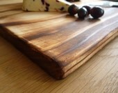 Rustic Cheese Board