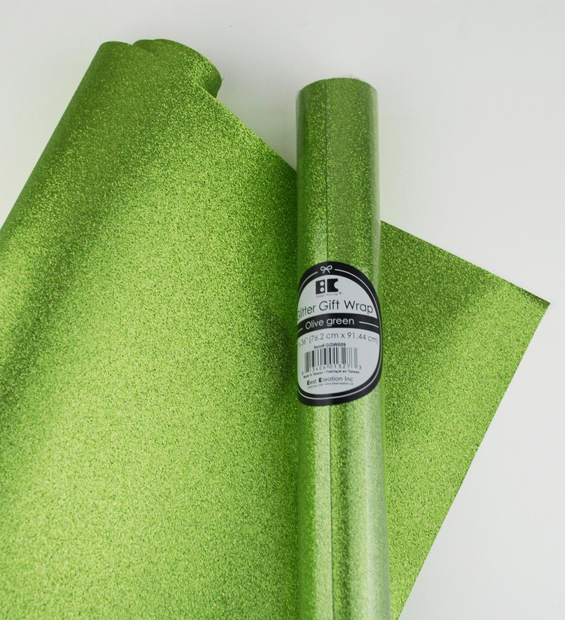 wrapping paper green - photo #34