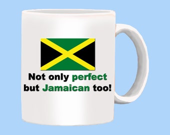Perfect Jamaican Mug