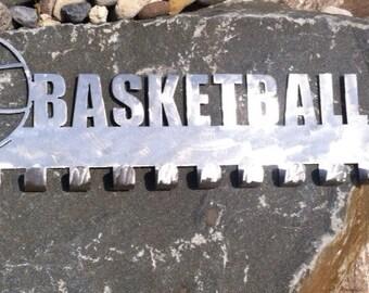 Basketball Medal Display hook