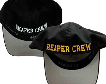 Reaper Crew Hat Reaper Crew Cap Reaper Crew flex fit