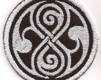 Seal of Rassilon patch