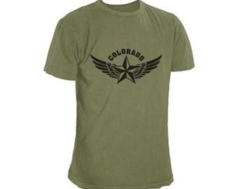 Colorado Military Shirt