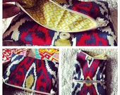 Everyday Patterned Clutch