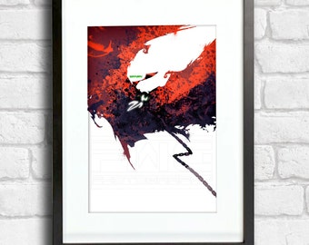 Spawn - Splatter Art
