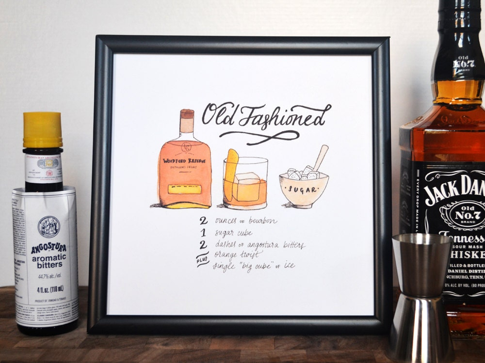 Ready To Drink Old Fashioned