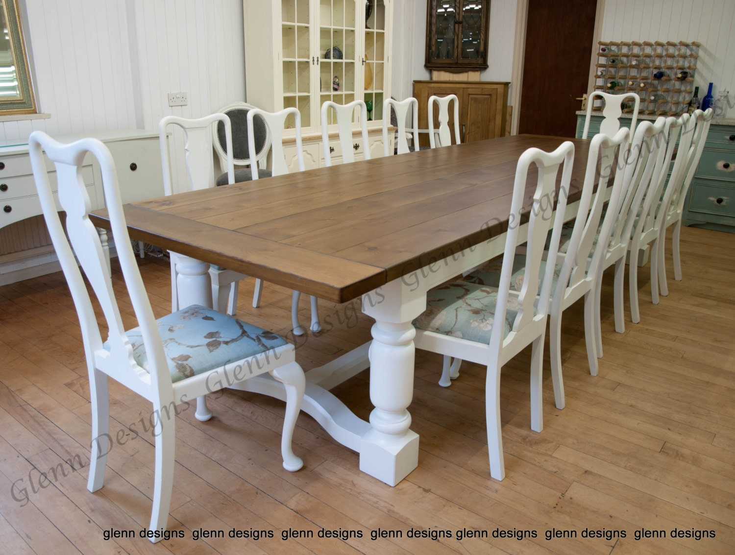 Infinity range hoop end 10 or 1214 to16 plus seater dining for 10 seater dining table