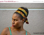 ON SALE Fanm Mon Large 3 style head accessory and belt