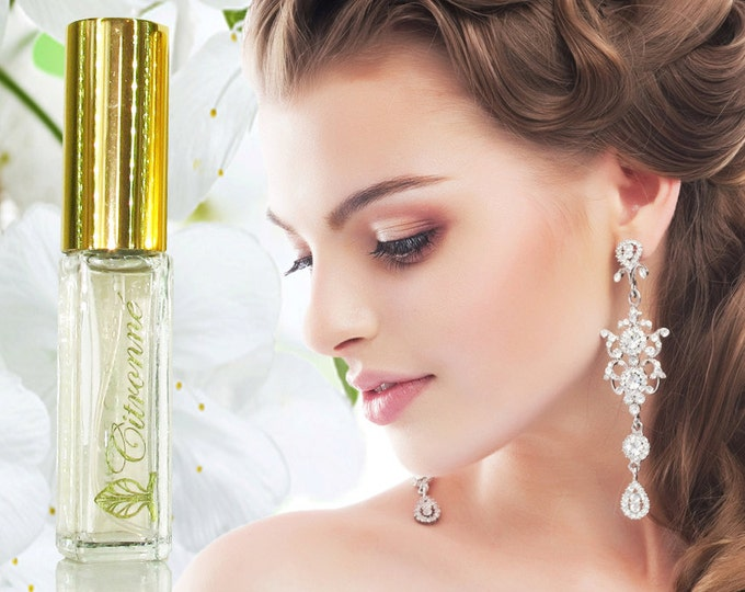 Perfume Citronné · Florencia Collection · Life Is Beautiful, Citrus Floral Fresh Grapefruit Natural Fragrance Oils, Travel Size for Women