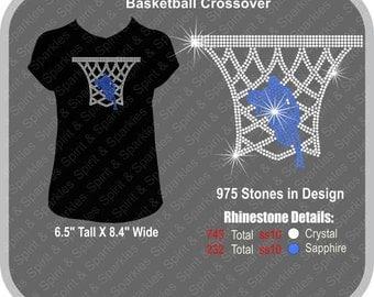 Basketball Crossover Ladies T-Shirt