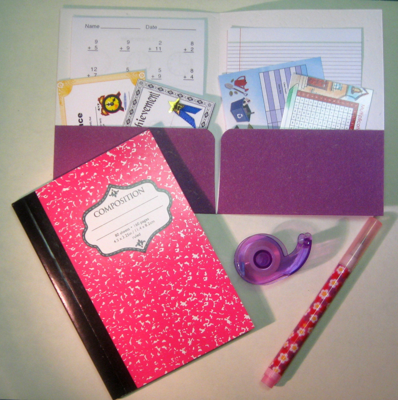 american girl doll school supplies | just b.CAUSE