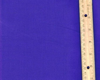 Solid Purple Fabric, Fabric by the Yard,  woven cotton fabric, purple quilting fabric, 100 percent cotton fabric