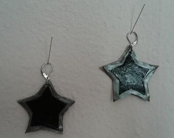 Prototype LaTeX earrings