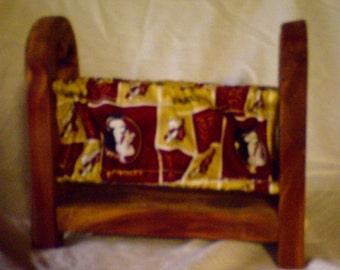 Handcrafted Wooden Napkin Holder