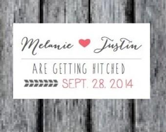 Wedding Invitation Tag Add On