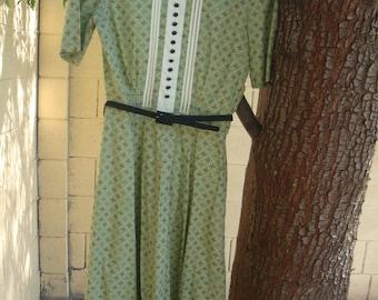 1950's sweet everyday style dress