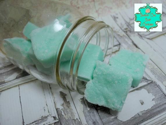 Shabby Sugar Cubes - Set of 4 Single Use Scrubs