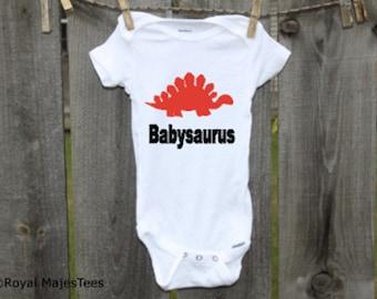 Babysaurus Dinosaur Onesies®, Dinosaur Baby Shower
