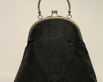 Handbag 'black death'
