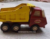 Tonka Metal Mini  Dump Truck - 1970s collectible