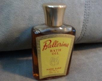 Marie Earle Ballerina Bath Oil 1 oz