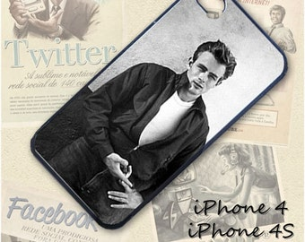 James Dean cell phone Case / Cover for iPhone 4, 5, Samsung S3, HTC One X, Blackberry 9900, iPod touch 4 / 079