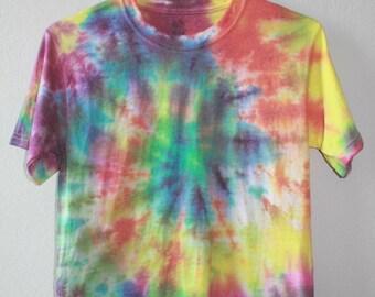 Unisex Tie Dye Shirt - Spiral