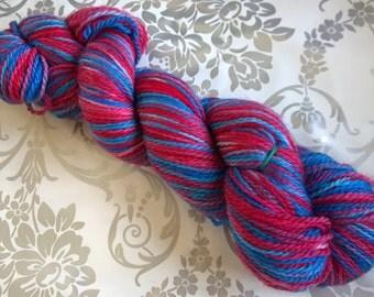 UK Hand Dyed Yarn