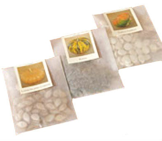Mini glassine wax paper bags 2 x 3 3 4 100 bags from for Drawing on wax paper