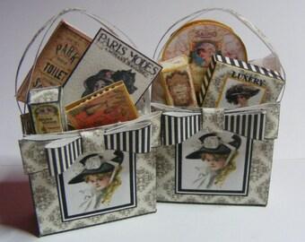 Dolls House Miniature Edwardian Filled Bag Download
