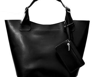 Small Bag Genuine Leather MINIMALIST STYLE