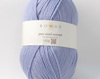 Rowan Pure Wool Worsted Machine Washable Yarn - Ocean 00145