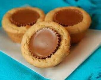 2 Dozen Reese's Peanut Butter Cup Cookies