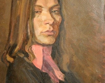 European art oil painting portrait