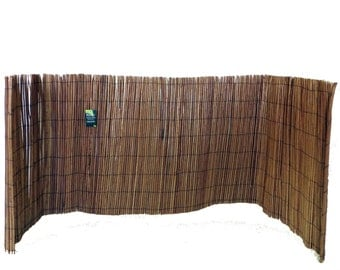 Willow Fence Screen, 4'H x 14'L, WF-4