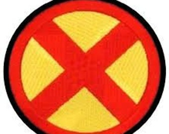 X-Men Iron-On/Sew-On Patch w/ Free Shipping!