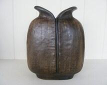 Brown Carstens Tonnieshof Atelier Vase