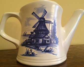McCoy Windmill Watering Can Planter No. 720