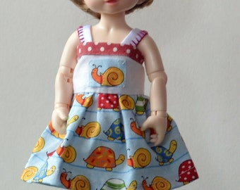 Littlefee Baby Dress / yosd bjd
