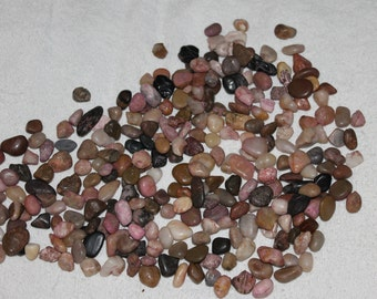 Polished Rocks, Very Colorful, Great for Arts and Crafts or Home Decoration