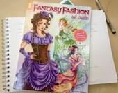 Fantasy Fashion Art Studio, fantasy art, instructional book, fairies, costume design, watecolor, drawing, Meredith Dillman