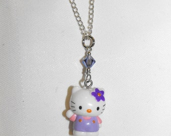 Kitty Necklace with Swarovski Crystal Accent